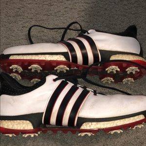 Adidas golf shoes tour360 boost size 12